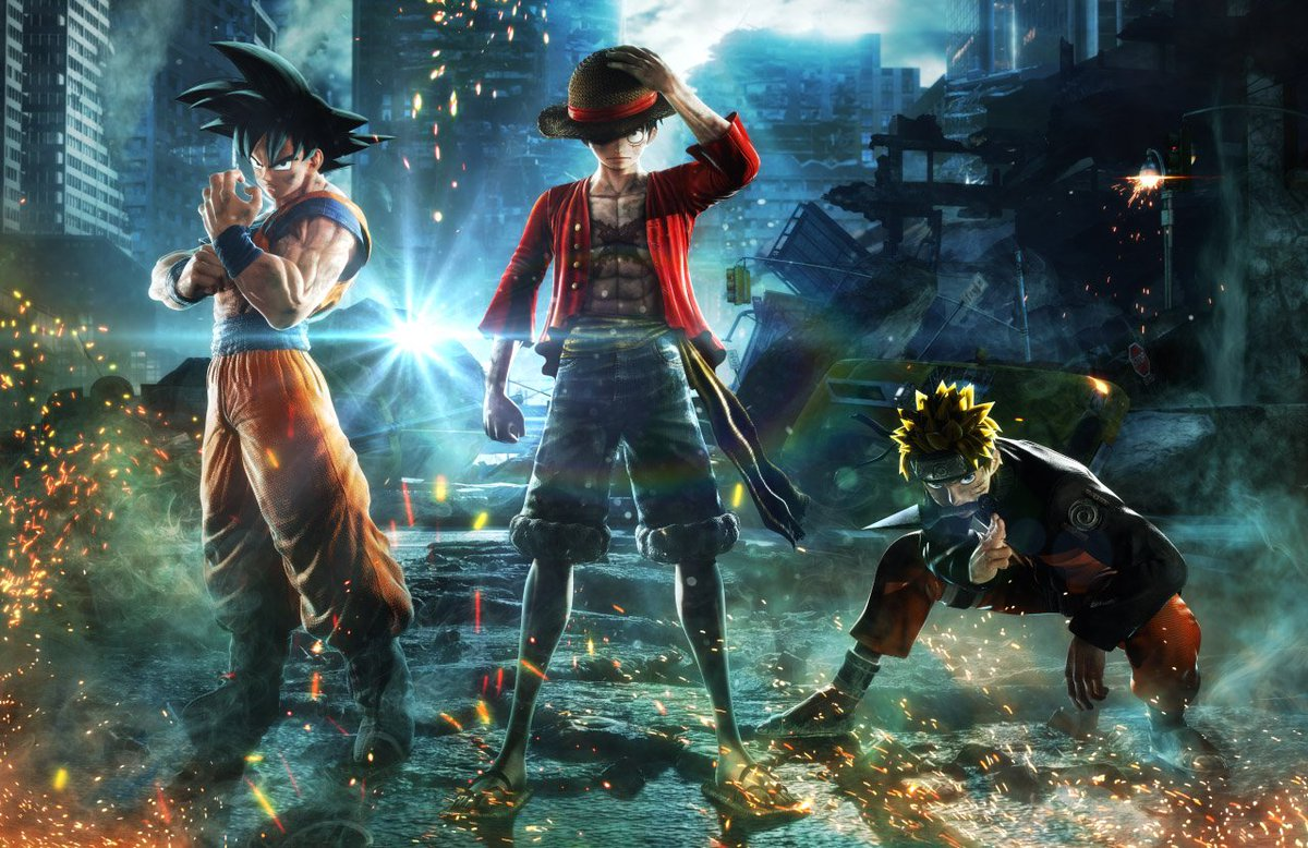 Jump Force game