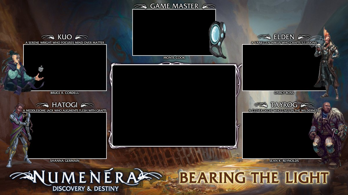 monte cook games on twitter meet the numenera bearingthelight
