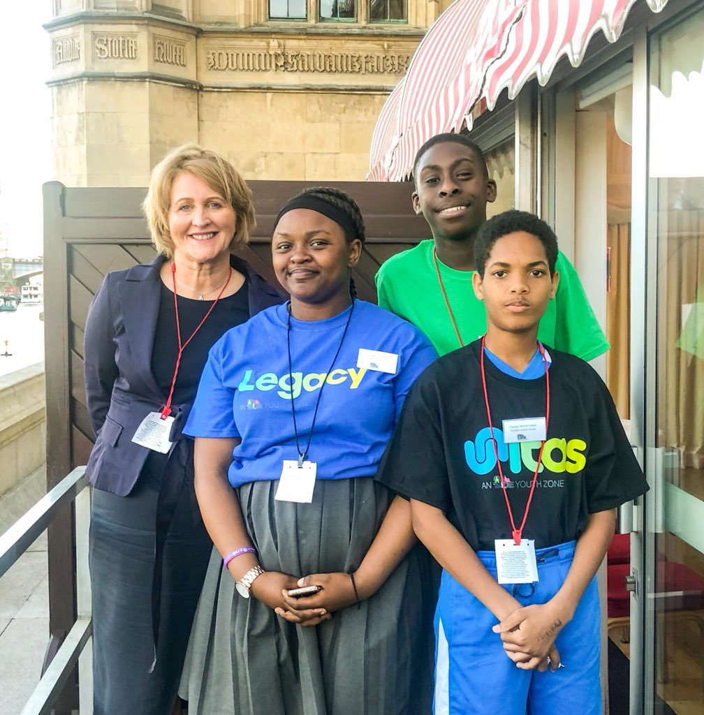 dba7440eaf4 Over a decade since I visited the first in the northwest   delighted to see  these 21c youth spaces in London. Huge   well deserved support in the Lords  ...