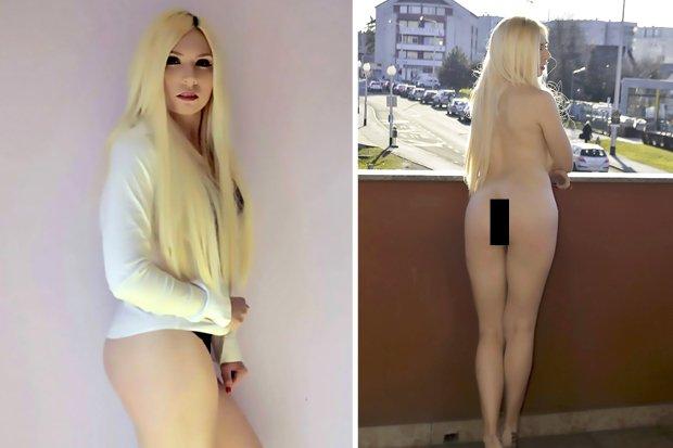 Nude nude Real neighbours
