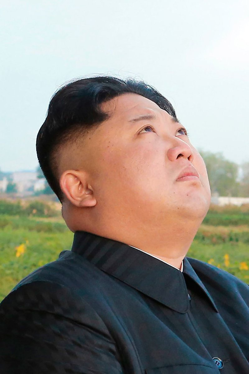 Men In Blazers On Twitter Kim Jong Un Has The Exact Same Haircut