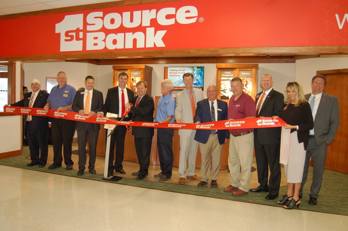 1st Source Bank Picture