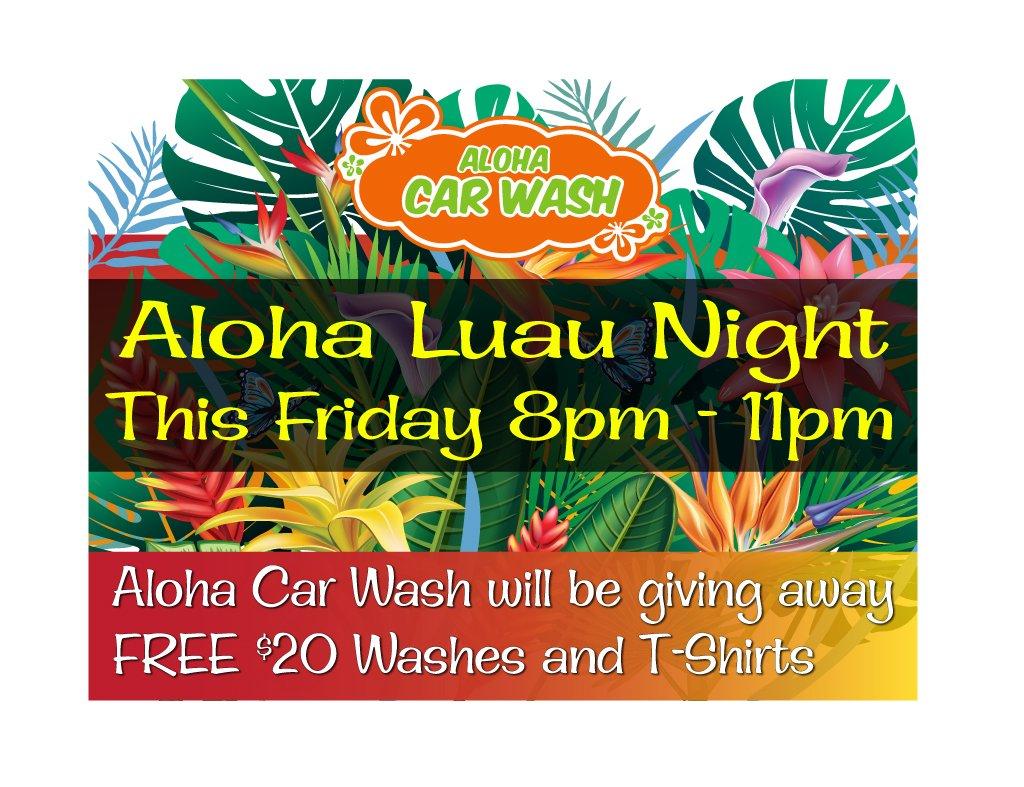 Aloha car wash alohacarwash twitter 0 replies 0 retweets 0 likes solutioingenieria Images