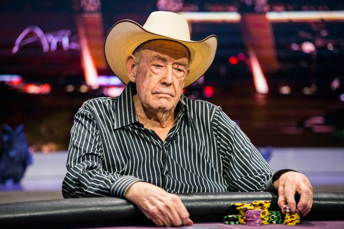 10-time @WSOP bracelet winner Doyle Brunson announces retirement from poker. It's the longevity in the game that I'm most proud of. - @TexDolly Learn more: buff.ly/2Mi1eUM