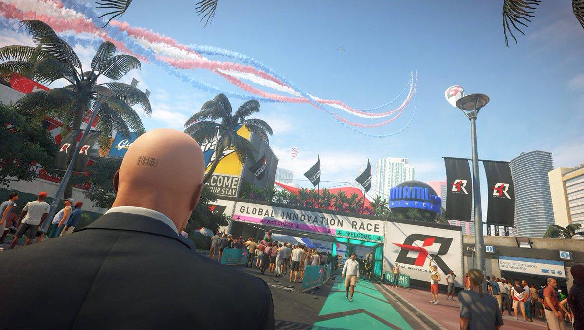 Hitman 2 screenshots