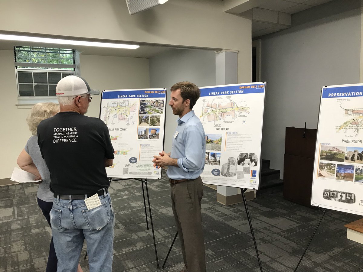 Durham Belt Line On Twitter Come See Us At The Community Meeting