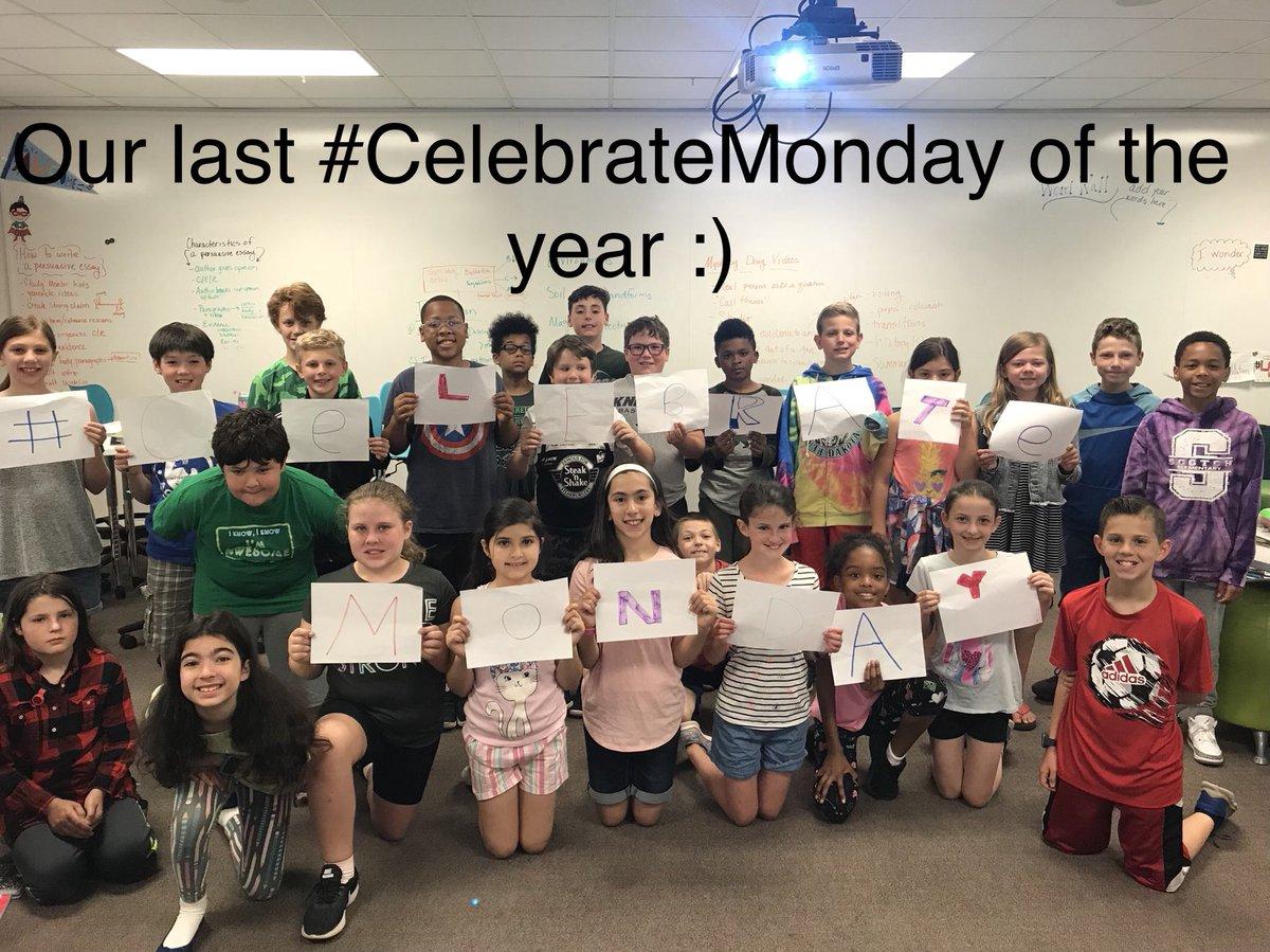Our last @laddiators #CelebrateMonday of this year. #bittersweet #imgonnamissthem #onlywb