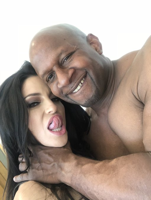 2 pic. Guess what's happening today.... FINALLY!! 😍 #Anal #Prince #KissaSins #bbc @PrinceYahshua for