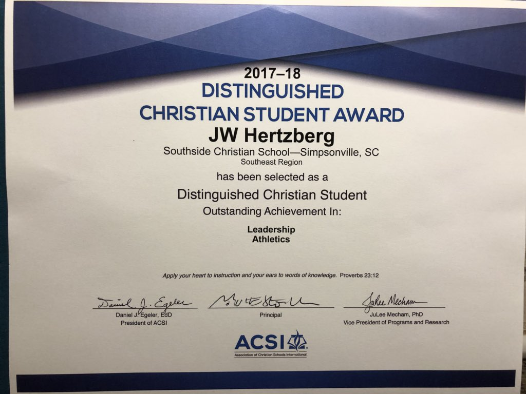 Jw Hertzberg On Twitter So Honored To Receive This Leadership