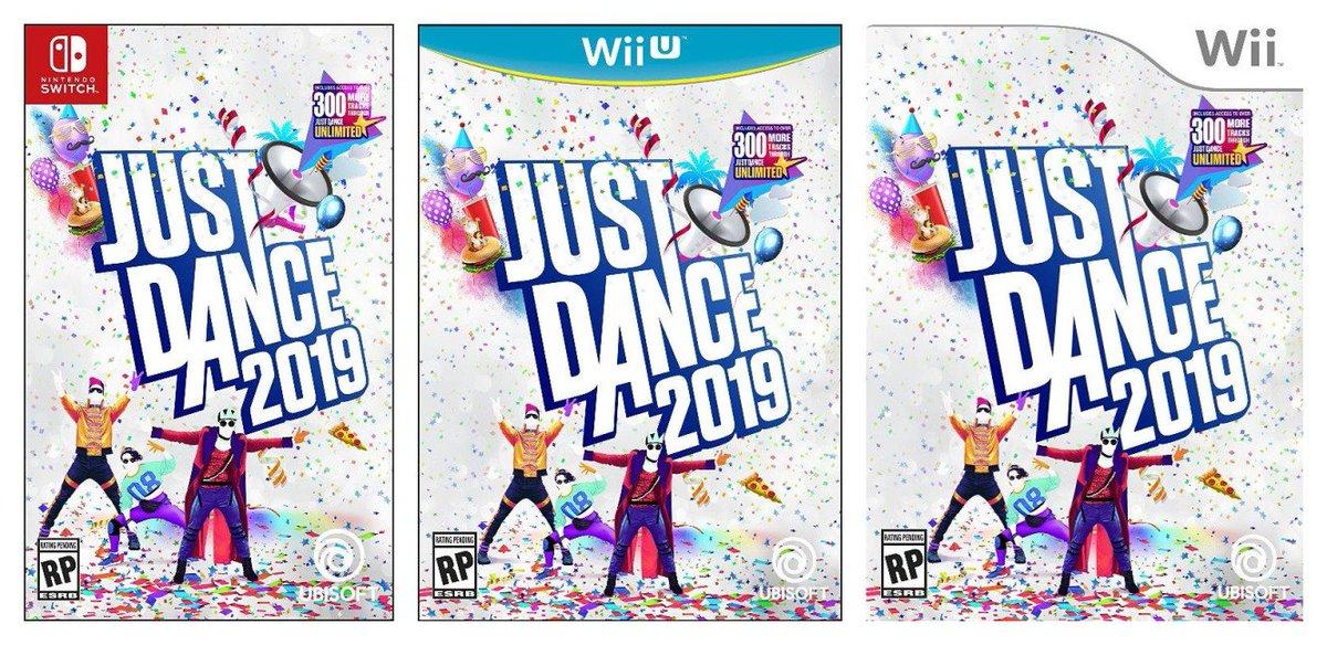 Act Anunciado Just Dance 2019 Que Llegara A Nintendo Switch Wii