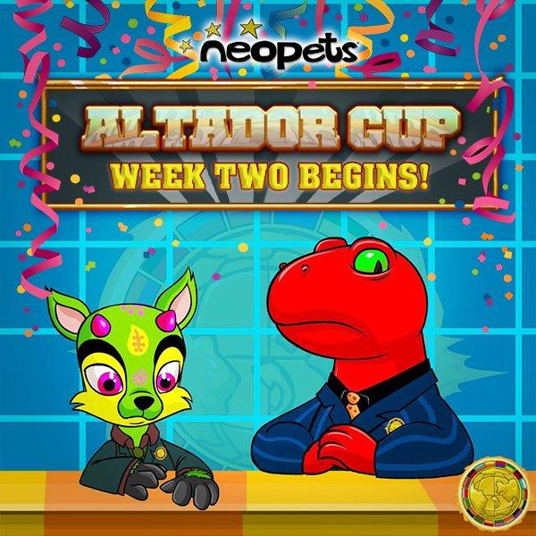 Prizes altador cup 2018