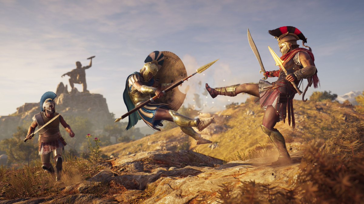 Ubisoft at #E32018: The five best, biggest announcements #UbiE3 https://t.co/WO36Mq7eTY