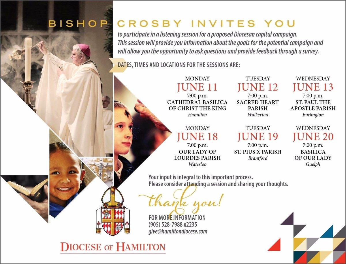 Hamilton diocese heart to heart
