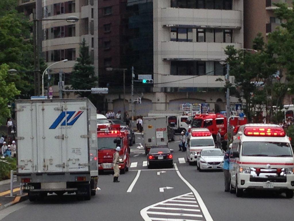 【事故】東京・新宿区高田馬場 大久保通り付近で車が歩道に ...