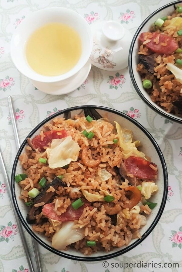 @souperdiaries: One pot #chinesesausage + #cabbage #rice. TASTY!  https://t.co/XX0BsuF0pr #ricecooker #recipe https://t.co/uTeEEcv4Ol