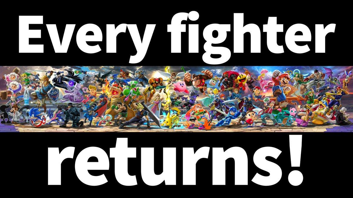 Super Smash Bros., Fortnite: Mira todos los tráilers que presentó Nintendo en E3