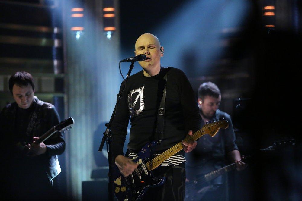 First Look: The Smashing Pumpkins performing on Monday's Tonight Show Starring Jimmy Fallon https://t.co/LZdDrD3NuA https://t.co/JtqMqvLAtz