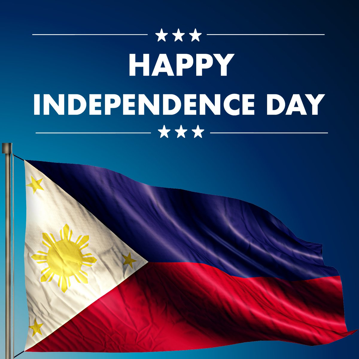 Happy Independence Day Philippines 2018