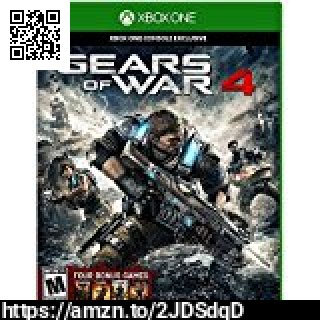 Gears of War 4 - Xbox One https://t.co/BTcW7TzwFQ #Gears #of #War #4 #- #Xbox #O https://t.co/D6utYVNq59