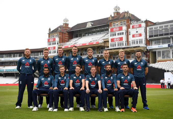Our squad for the ODI series against Australia! 🏴󠁧󠁢󠁥󠁮󠁧󠁿🇦🇺🏏 #ENGvAUS Photo