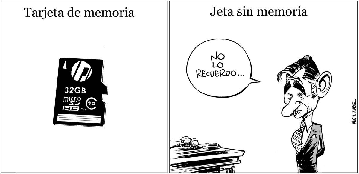 Buen día para recordar esta viñeta #Urdangarín #Nóos Publicada en los diarios del @grupojoly