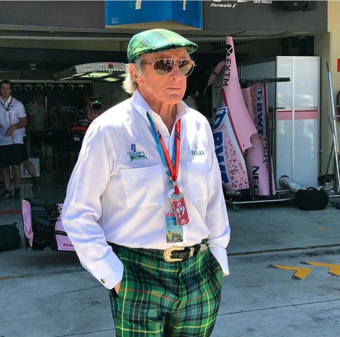 Happy Birthday Sir Jackie Stewart