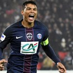Thiago Silva Twitter Photo