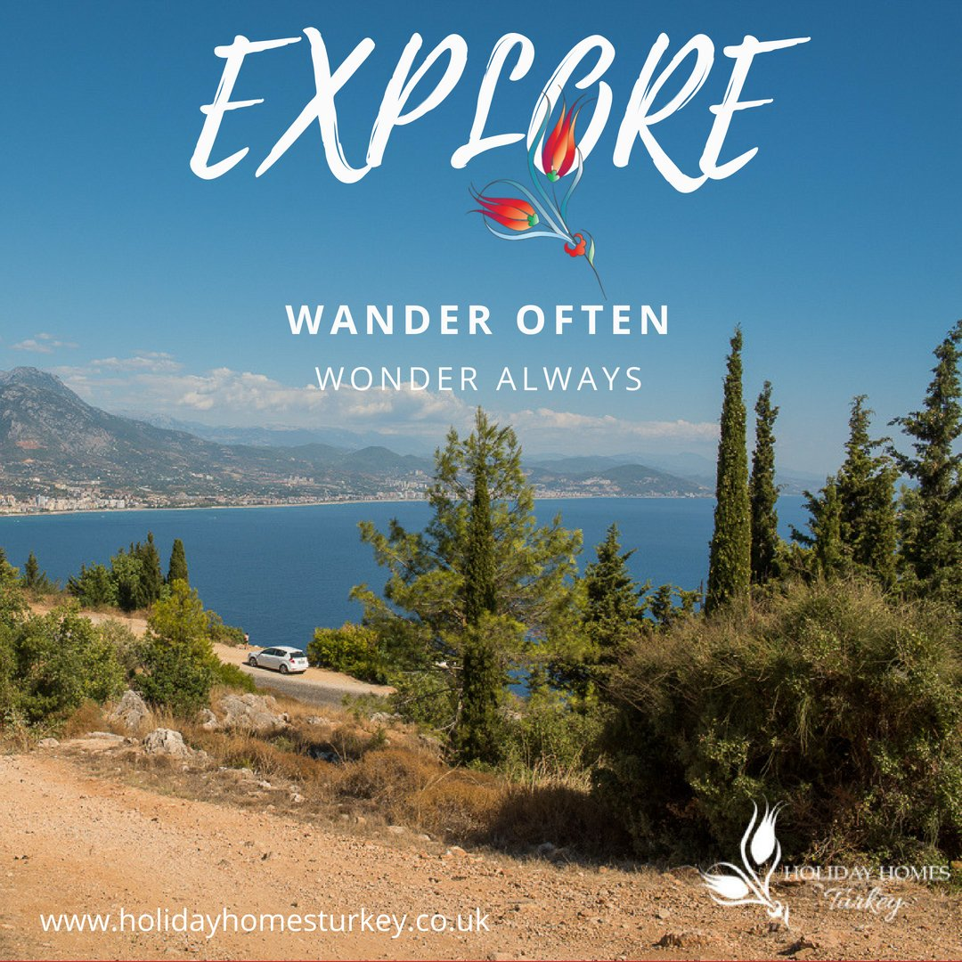 #traveltuesday #toptraveltips Embrace &amp; explore your surroundings when you travel. If you are a little wary of going off the beaten track there are trips with tour guides, we&#39;d be delighted to help arrange for you. Discover the #turquoisecoast with  http://www. holidayhomesturkey.co.uk  &nbsp;  <br>http://pic.twitter.com/6sj7ccWTYa
