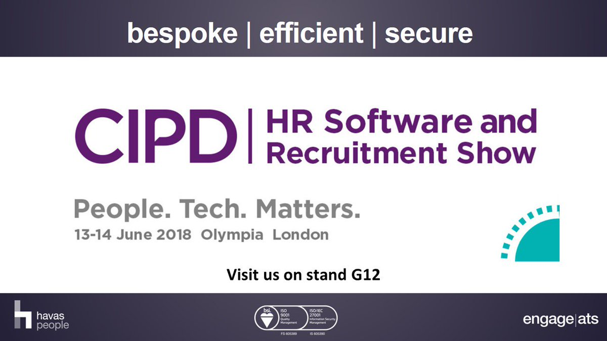 Engageats on twitter one day to go until the cipd hr software drop your business card into our prize draw to win a brand new ipad hrss18 ats hr applicanttrackingsystempicitterufk4nylqbu reheart Choice Image