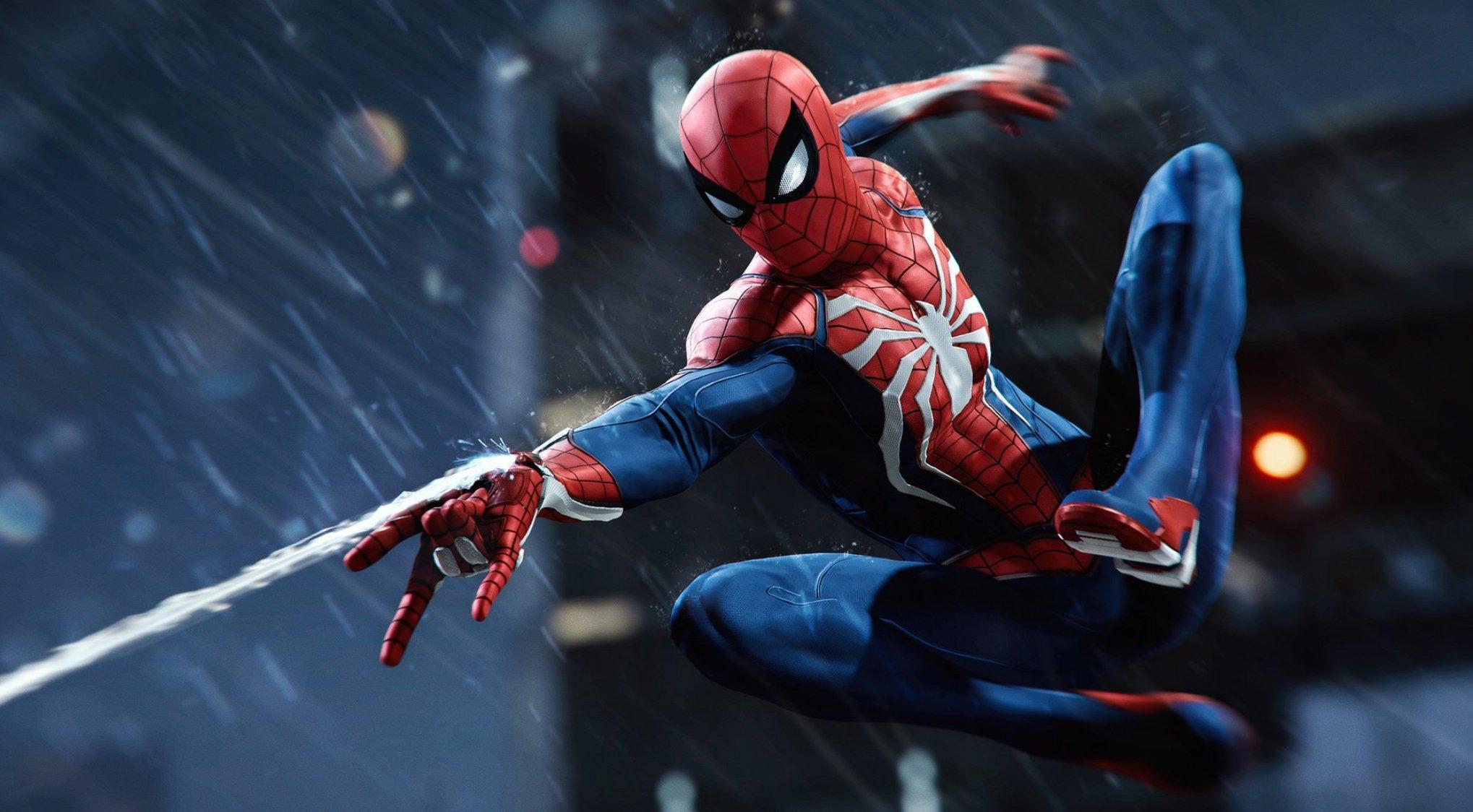 New Hands-On Details For Insomniac Games' Spider-Man https://t.co/6N3B5F3rR1 https://t.co/XyoPOJKhWk