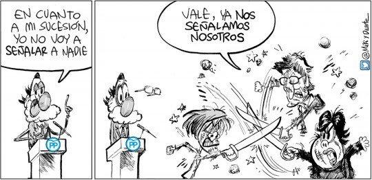 Rajoy y susucesión blogs.grupojoly.com/miki-y-duarte/…