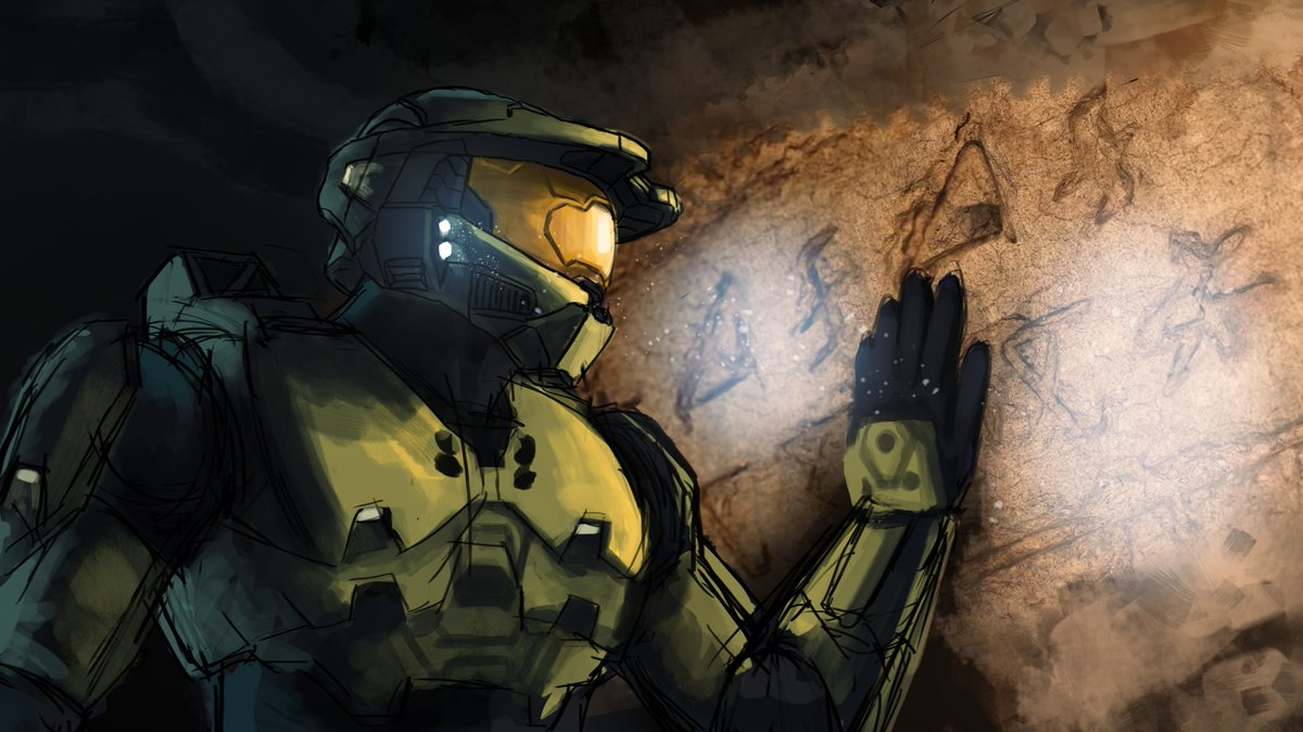 "Ardent Prayer on Twitter: ""That's Installation 09. Zeta Halo is ..."