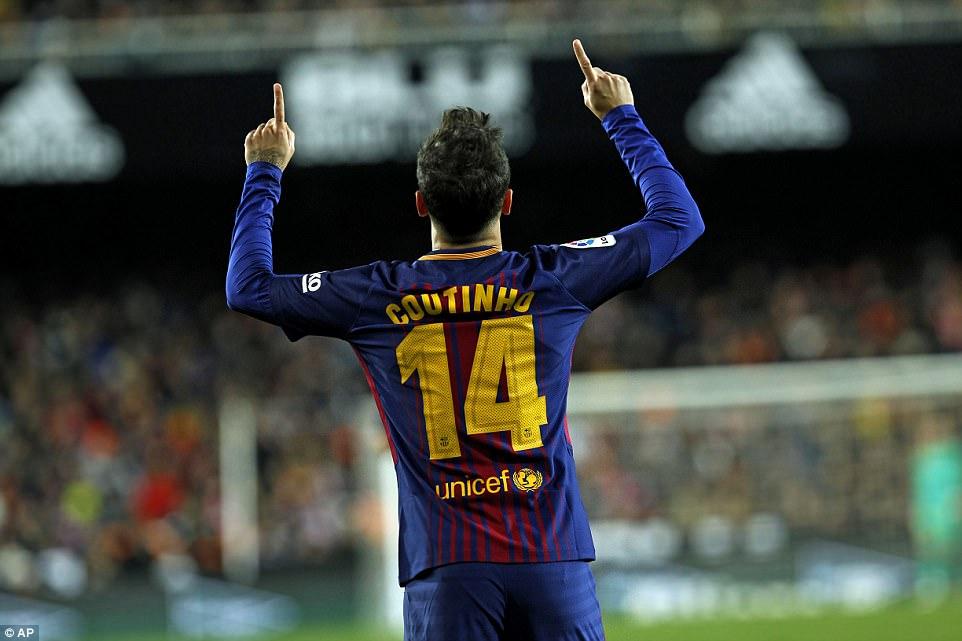Happy birthday to the Brazilian maestro, Philippe Coutinho!