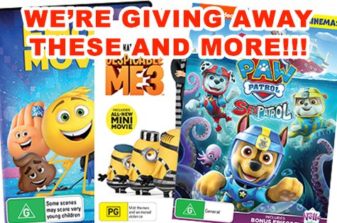 Who wants to win a prize pack from @ViewingLounge and @brightstarkids? Click this link to join: https://t.co/zsmKrDWShA - TWO WINNERS WILL BE CHOSEN! #giveaway https://t.co/O1ioizZfsE