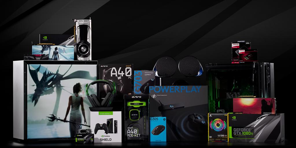 ICYMI - Our E3 contest returns with $100,000 worth of prizes! Enter on Twitter, Instagram or YouTube by using #GameReady and #E32018 when talking E3! 💚