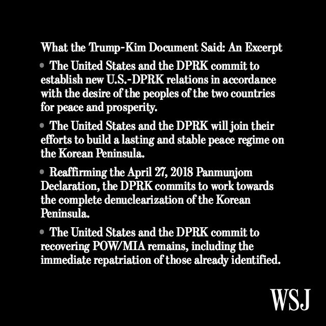 See what Trump and Kim signed in Singapore:  https://t.co/w80PQ9Ns0W https://t.co/xfX7i9crQa