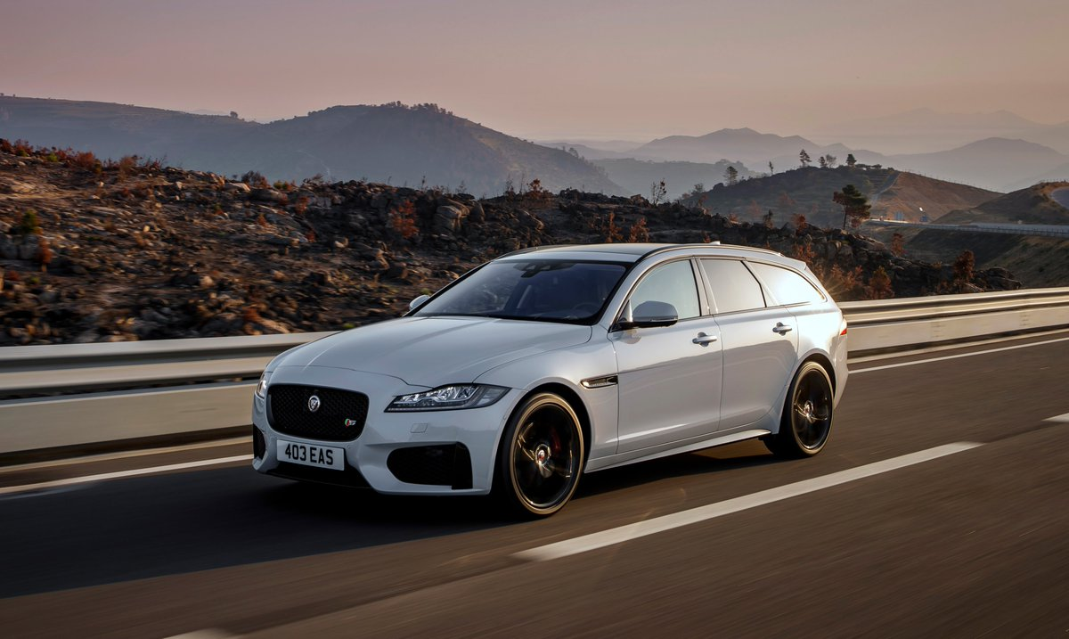 Power to excite, performance to thrill. #Jaguar #XFSportbrake: ow.ly/rebs30klMgN