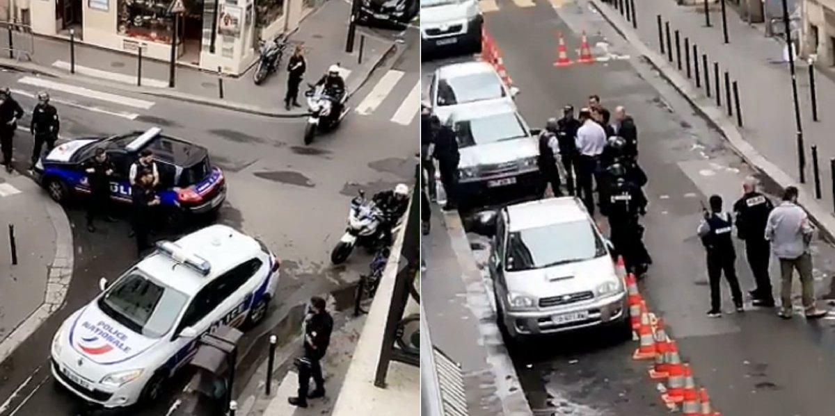 Femme Enceinte Leparisienfr Faits Divers Paris Prise D Otages En Cours Dans Le Xe Arrondissement Quartier Boucle 12 06 2018 7768107php
