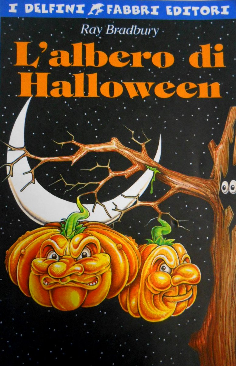 "paperback horror on twitter: ""the halloween treeray bradbury"