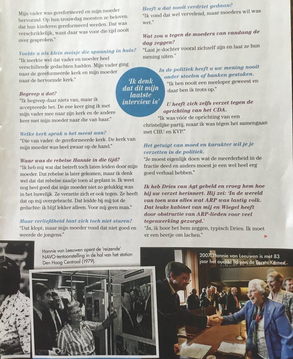 Els Van Den Bosch On Twitter Wat Een Geweldig Interview