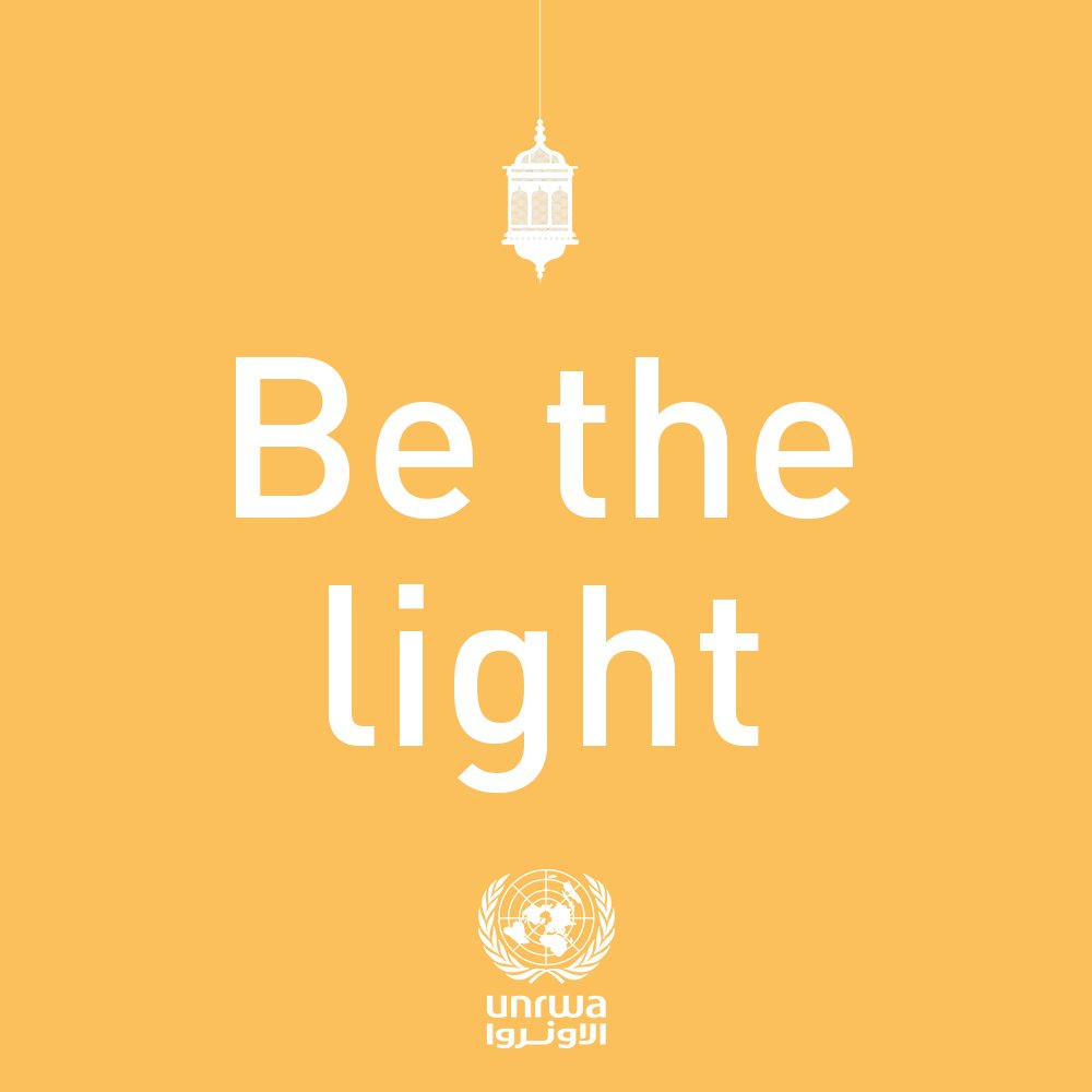 UNRWA on Twitter: