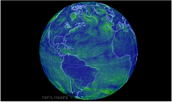 Earth Wind Map Latest News Breaking Headlines And Top Stories