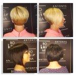 Image for the Tweet beginning: We love short hair! 😍