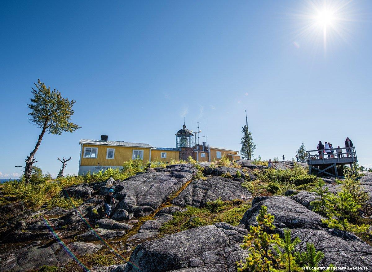 Nordanå Skellefteå – Routes North