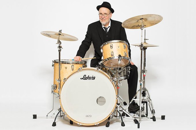 BORN ON THIS DAY Bun E. Carlos - original drummer for American rock band Cheap Trick. Happy 68th Birthday, Bunny!