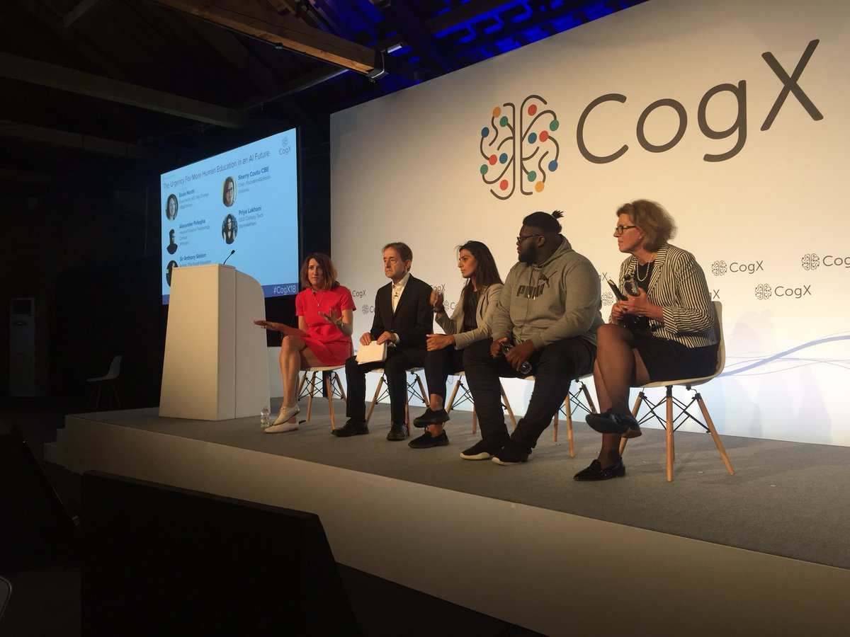 test Twitter Media - We've had a fantastic day at @cognition_x talking about the the urgency for more human education in an AI future. Thanks to everyone who came down and thanks to our extraordinary panel for sharing their visions. #bigchange #CogX18 #education https://t.co/Nke7kiqzqz