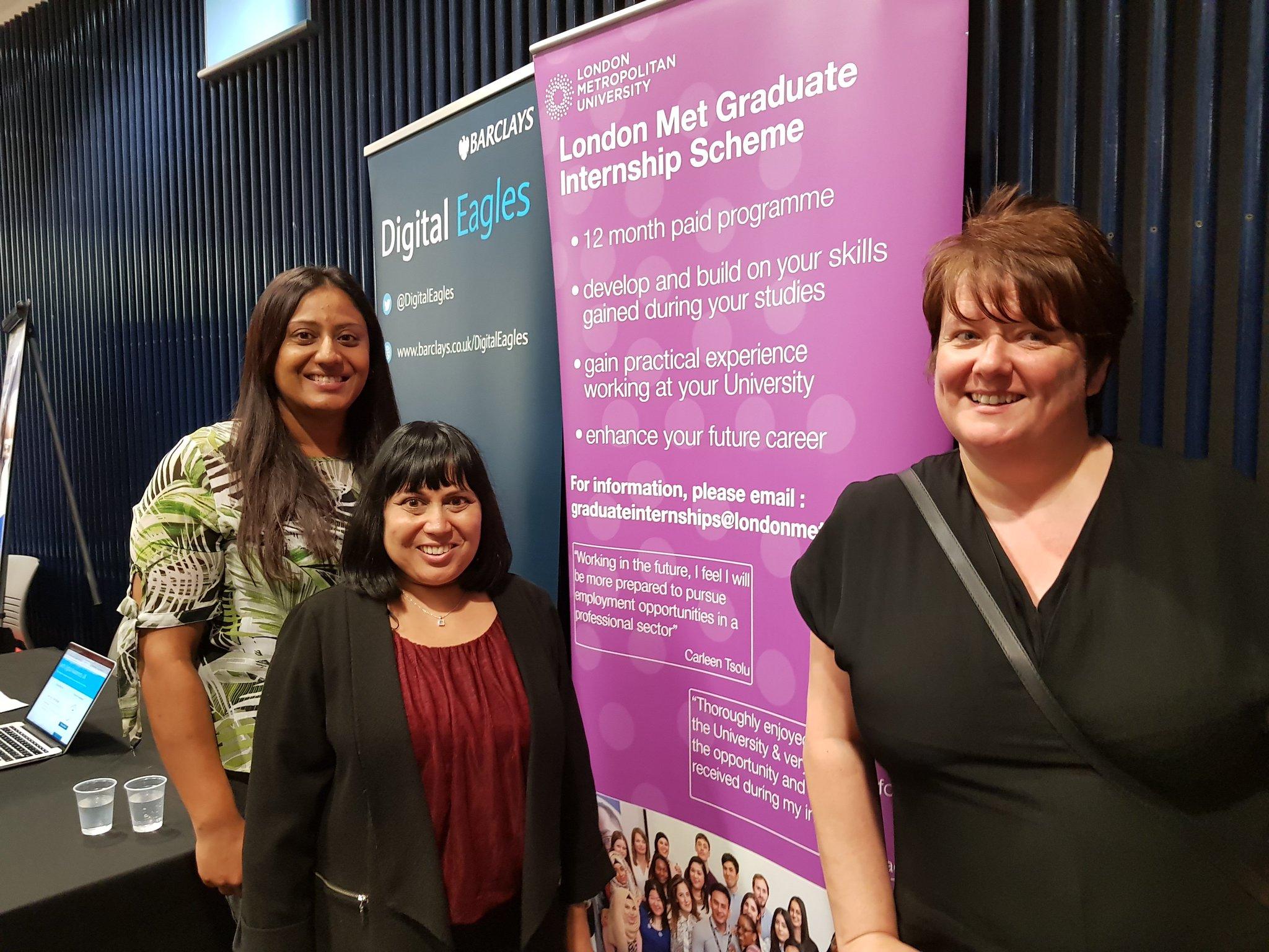 Fresh perspectives: graduate internship scheme 2018/19 london.