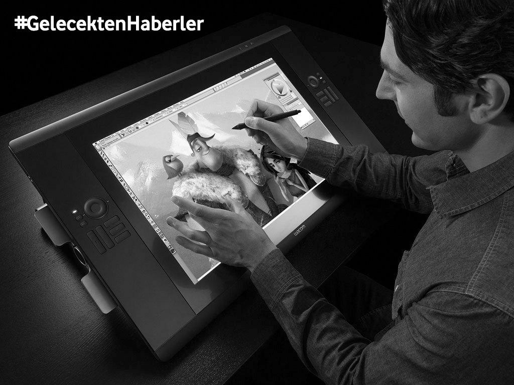 графический планшет для фоторетуши такахе очень