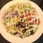 Lunch anyone?  Stop in today and try our delicious Blackened Chicken Salad!