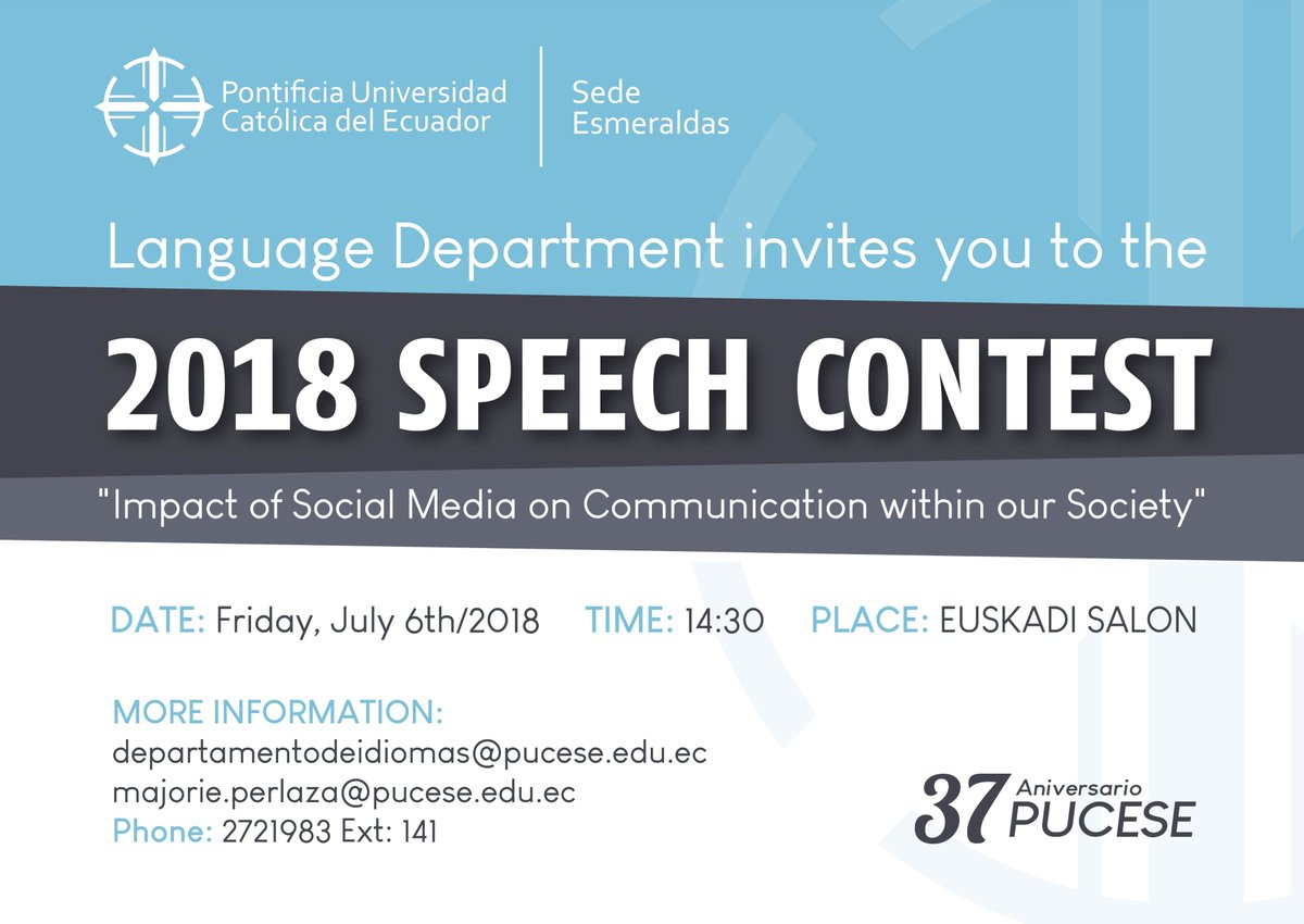 impact of social media on society speech